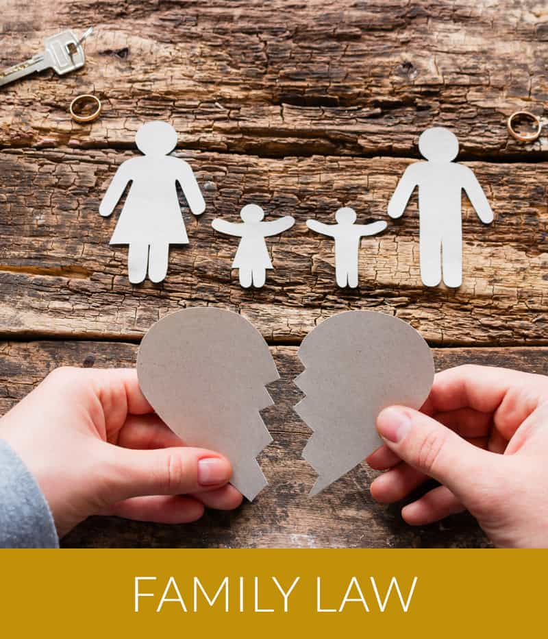 Family law legal services