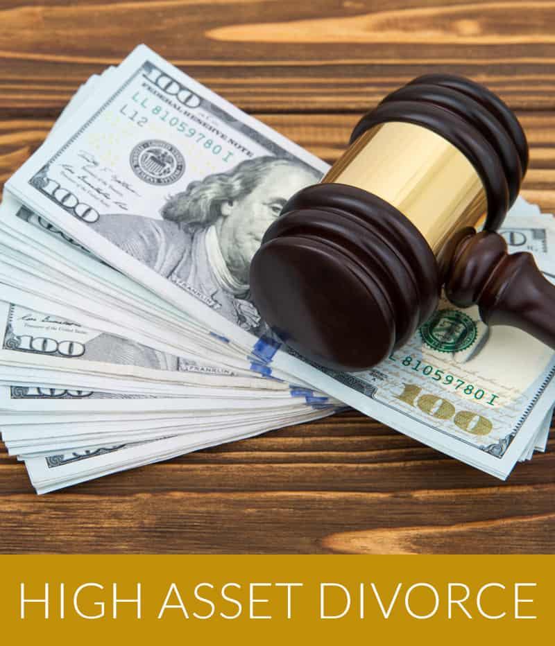 High Assets Divorce