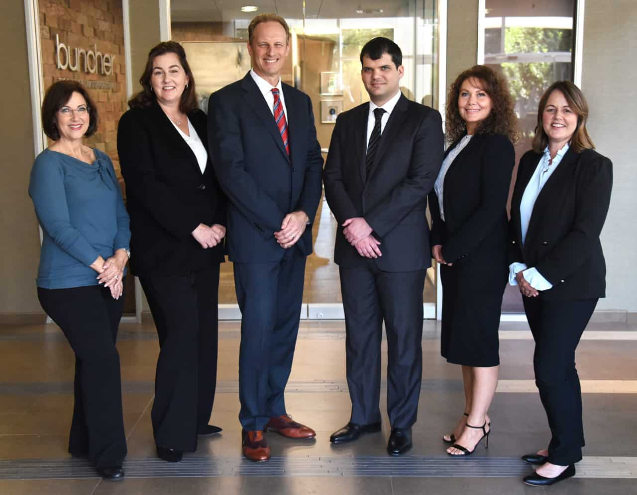 Buncher Family Law staff