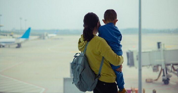Long distance child custody